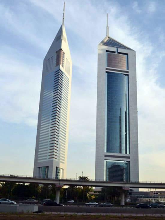 Дубай башни близнецы фото самая дешевая недвижимость в дубае